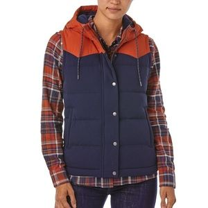 Patagonia Bivy Hooded Vest Small